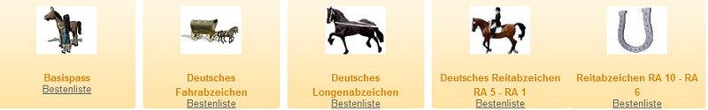 Prüfungsfragen - Deutsche Reitabzeichen