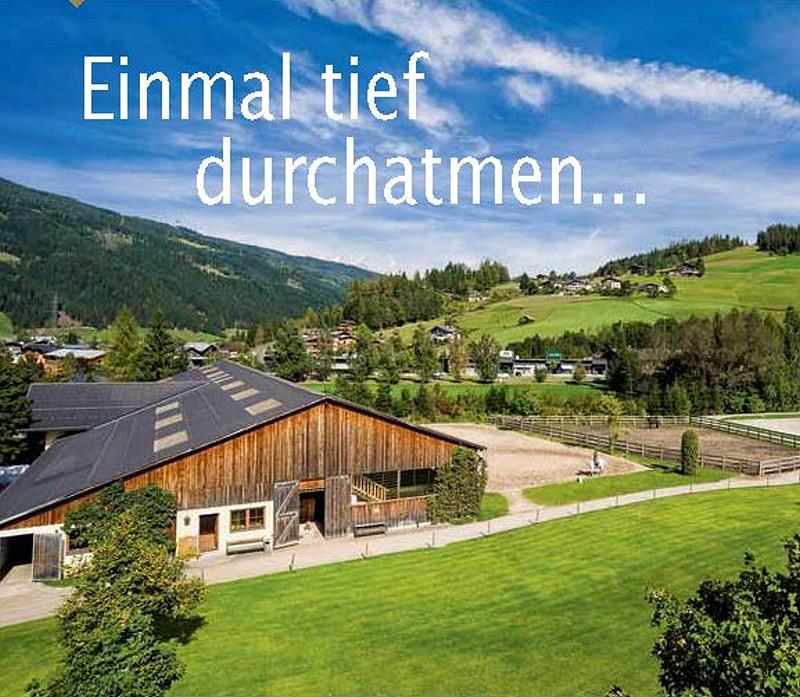 Reithotel in Österreich