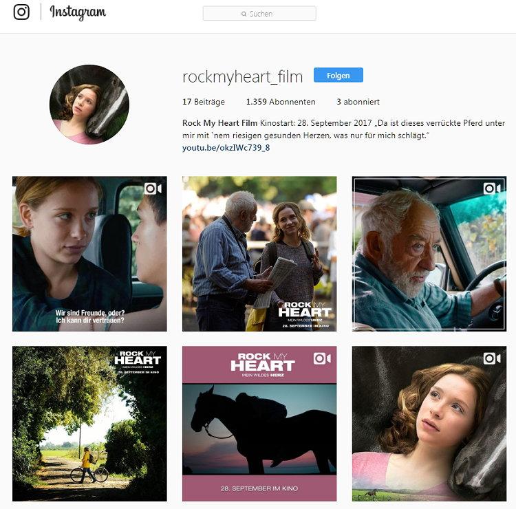 Folge ROCK MY HEART auf Instagram: