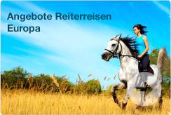 Angebote Reiterreisen in Europa