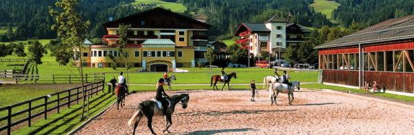 Reiturlaub Reiterhotel Weissenhof Austria
