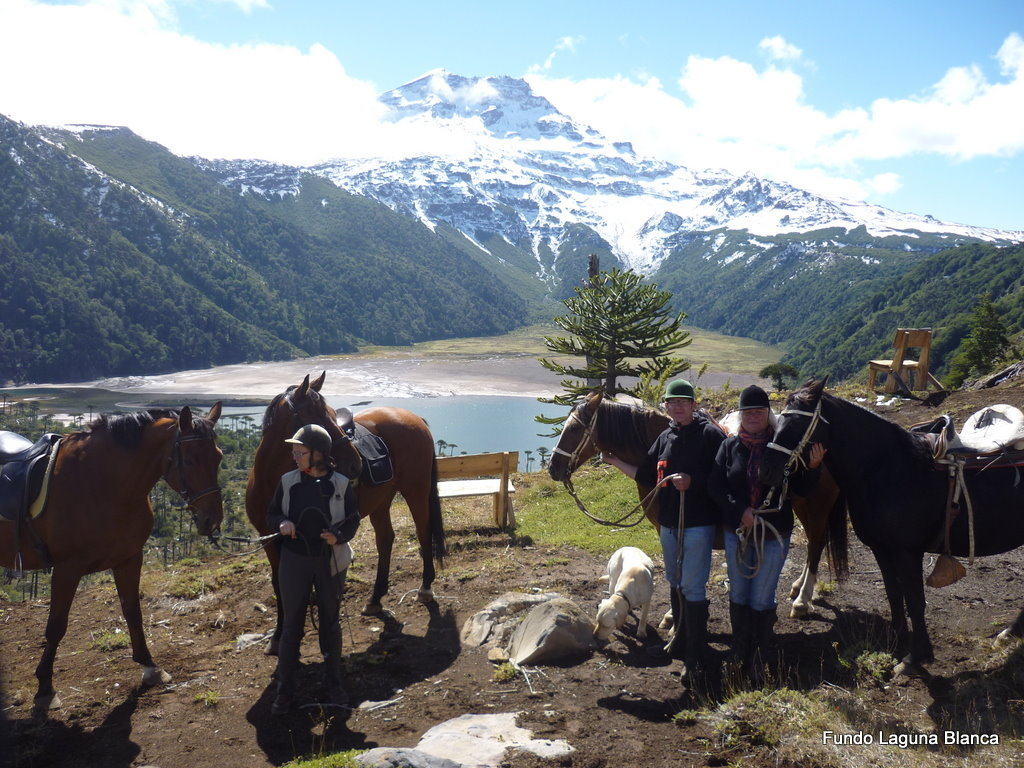 Ausreiten in Chile
