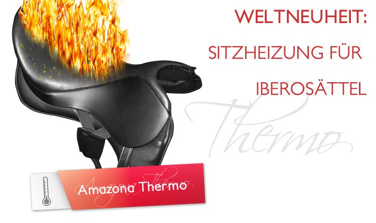 Die Sitzheizung Amazona Thermo haben wir gemeinsam mit unserem Partner Sommer entwickelt.