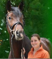 Liebe zum Pferd ist, wenn man gemeinsam in die gleiche Richtung blickt