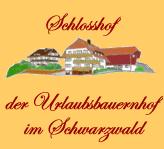 Ferienhof Schlosshof - der Urlaubsbauernhof in Baden-Württemberg