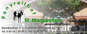 Ponyreithof St- Margarethen gemeinnützige GmbH