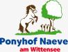 Ponyhof Naeve Wittensee in Schleswig-Holstein