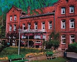 Reiterhof  Reitferien im  Reithotel Gut Externbrock Weserbergland