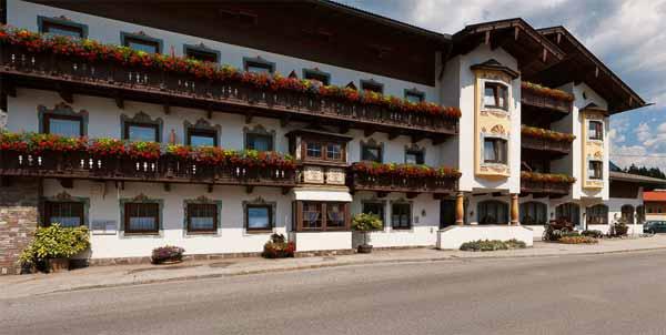 Das Reiterhotel in Tirol