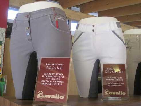 Reithosen von Cavallo