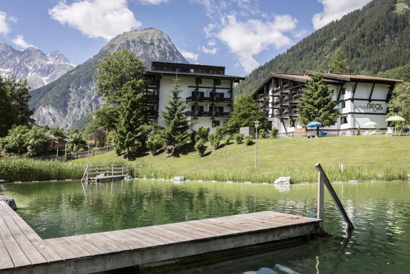 Sporthotel Beck - Reithotel - Golfhotel - Familienhotel, Vorarlberg