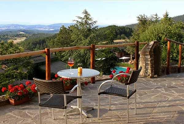 Entspannen im Urlaub in der Toskana