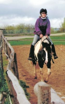 Harmonie und Respekt entsteht in der Beziehung von Pferd und Reiter