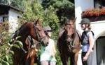 Reiterferien und Kutschenfahren auf Gut Feuerschwendt