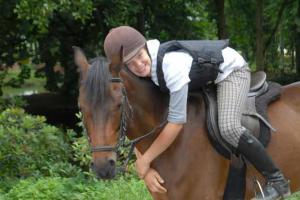 Reitunterricht auf dem Ponyhof Schleithoff