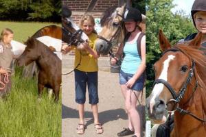 Reiterferien für Kinder