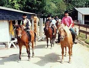 Reiterspaß für Kinder und Jugendliche
