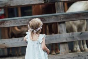 Alle Tiere des Hofes kennen lernen - Tierpatenschaften