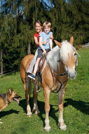 Reiterferien auf dem Landgasthof zum Hirschen