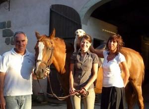 Das Team von Pferdesafari.de
