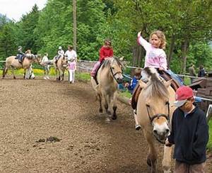 Ponyreiten für Kinder in Bayern