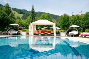 Wellnessurlaub mit Swimming Pool