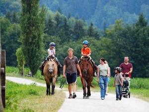 Ferienranch Wernhof - Reiturlaub in Kärnten