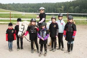 Reiterferien für Kinder in Oberschwaben