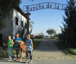 Pferdehof Rancho de la Luz in Sachsen