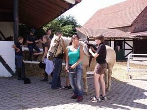 Tolle Reiterferien in Hessen