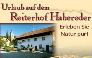 Reiterferien im Bayerischen Wald - Der Reiterhof Habereder in Bayern