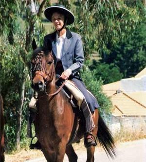 Reiten auf spanische Art - Spaß und Finesse auf dem Pferd