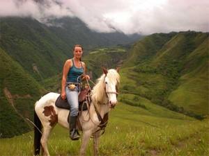 Reiturlaub in Ecuador