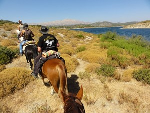 Reiterferien & Reiturlaub auf Rhodos
