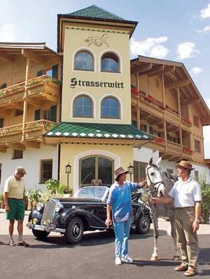 Landhotel Strasserwirt