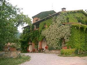Agriturismo Rendola Riding in der Toskana
