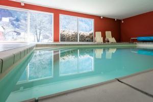 Schwimmbach, Sauna , Wellnessbereich