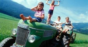 Kinderurlaub in Südtirol