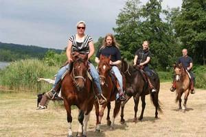 Westernreiten in der Holsteinischen Schweiz