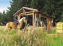 Uriger Bergurlaub mit Reiten