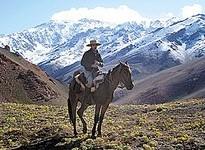 Wanderritt in den Anden auf dem Inka-Trail