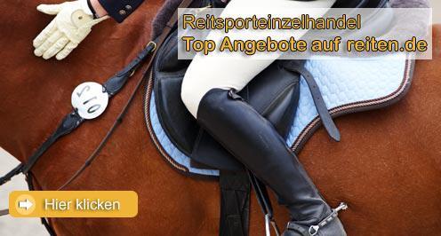 Reitsporteinzelhandel - Top Angebote auf reiten.de
